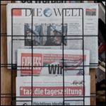 Zeitungsständer 150