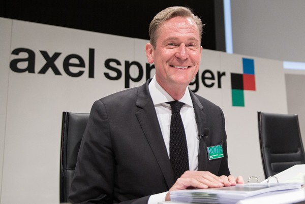 Hauptversammlung der Axel Springer SE