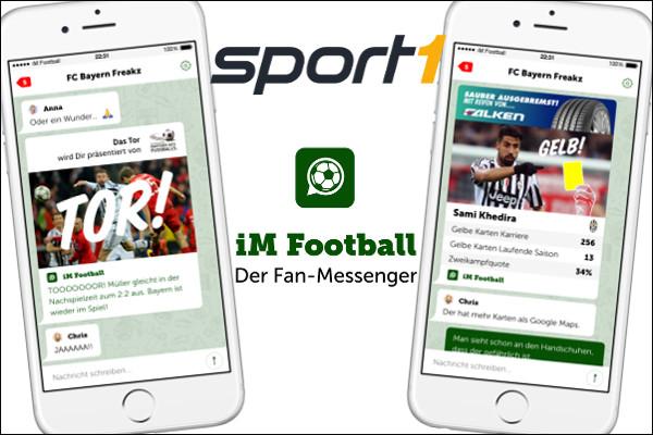 Sport1 iM Football-600