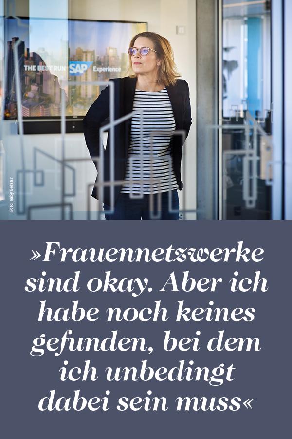 Anzeige: Nicola Leske will nicht das Postergirl für erfolgreiche Frauen in der Medienwelt sein. | turi2