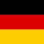 Deutschland-Flagge 150