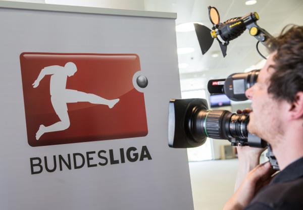 Bundesliga Fernsehen-600