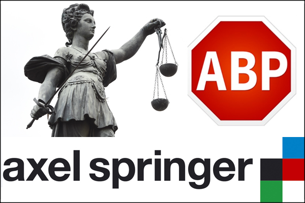 Justizia Axel Springer Adblock Plus
