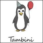 Tambini-Pinguin-150