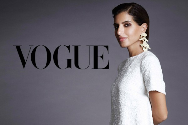 Vogue-Deena Aljuhani Abdulaziz600