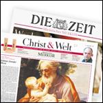 Christ&Welt Zeit 150