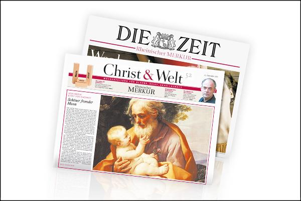 Christ&Welt Zeit 600