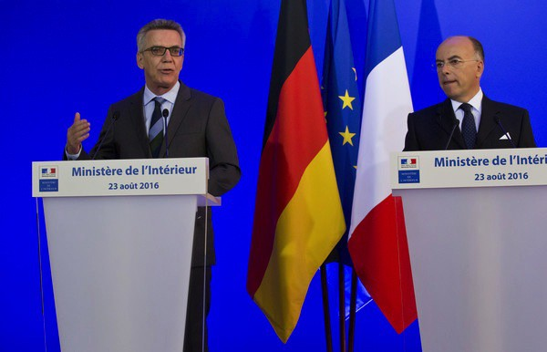 France Germany Security
