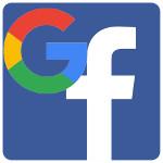 Facebook und Google