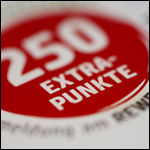 250 Extra Punkte-150