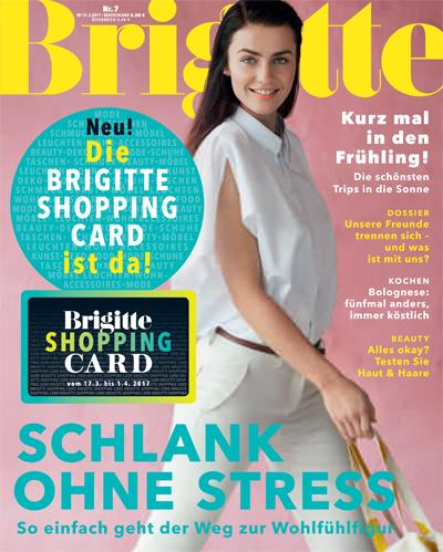 Anzeige Brigitte Zieht Die Spendierhosen An Turi2