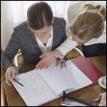 Business-Frauen Symbolbild 150