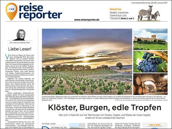 Reisereporter Zeitungsseite-600