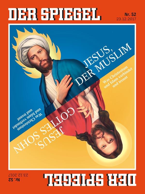 Anzeige spiegel 52 2017 jesus der muslim jesus for Spiegel jesus