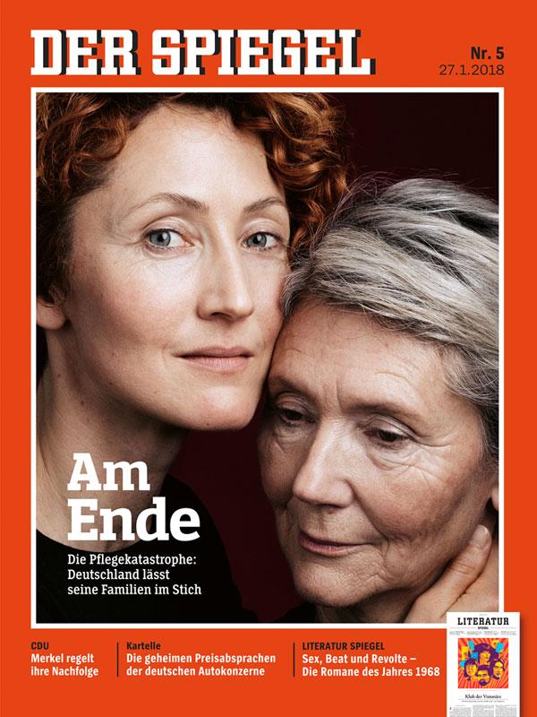 Anzeige spiegel 5 2017 die pflegekatastrophe for Spiegel 05 2018