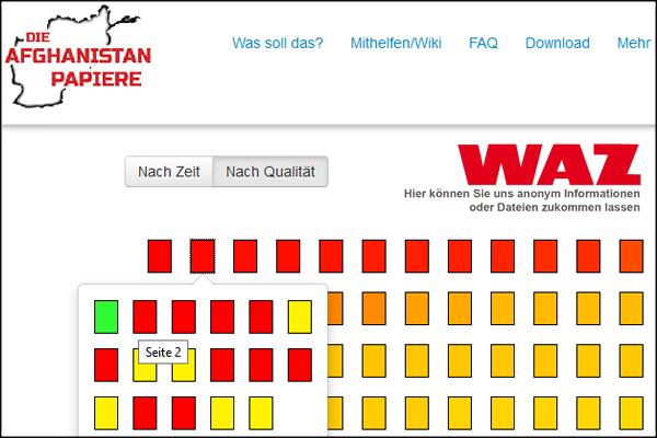 Afghanistan-Papiere-WAZ-Screenshot600