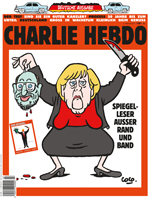 Charlie Hebdo Merkel-Schulz 150