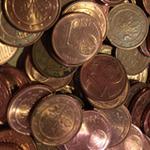Ein-Cent-Münzen-150