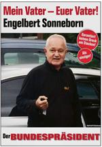 Engelbert Sonneborn-Bundespräsident 150