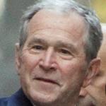 George W Bush 2017-150