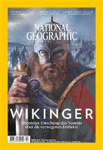 National Geographic Cover 3-2017 Wikinger 150