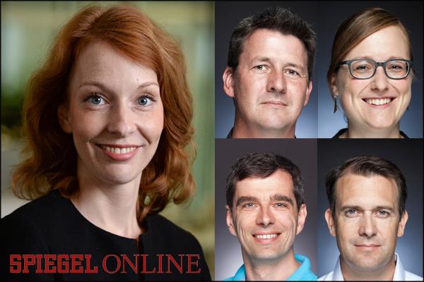 Spiegel Online - Barbara Hans - Jörn Sucher - Christina Elmer - Matthias Streitz - Roland Nelles 600 Kopie