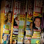 Yellow Press Klatschmagazine 150