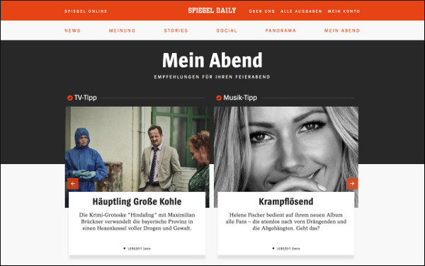 Blattkritik jens twiehaus ber spiegel daily turi2 for Spiegel tv heute abend thema
