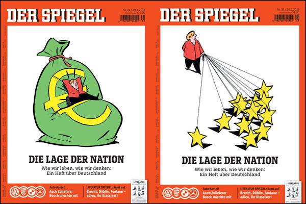 Spiegel bringt schwerpunkt heft zum thema soziale for Spiegel deutschland