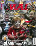 Satire Zeitschrift Mad Stampft Aktuelle Ausgabe Ein Turi2