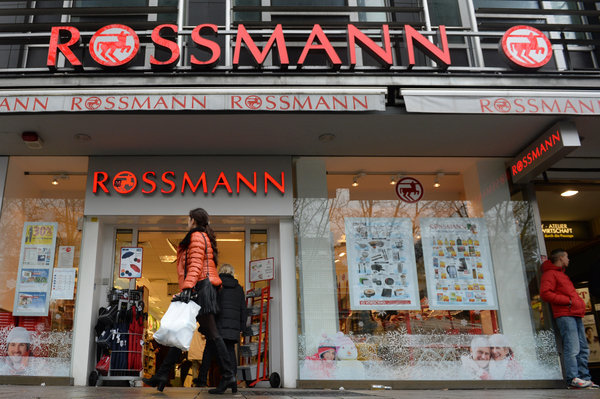 Amazon und Rossmann planen Kooperation