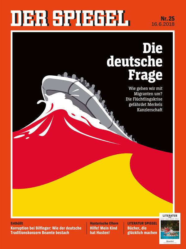 Anzeige spiegel 25 2018 die deutsche frage turi2 for Der spiegel 03 2018