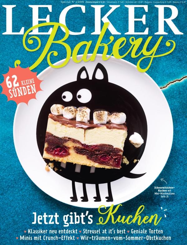 Anzeige Lecker Bakery Bringt Viele Tolle Kuchen Ideen Auf Den
