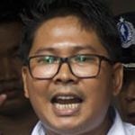 Amnestie: Myanmar lässt Reuters-Reporter frei.