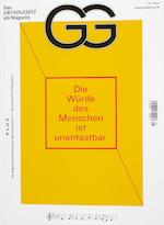 Amazon verkauft ein Plagiat von Oliver Wurms Grundgesetz-Magazin.   turi2