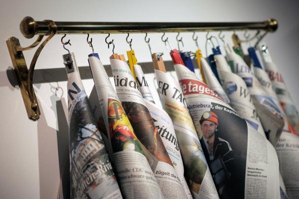IVW-Zahlen: Auflagen der Springer-Zeitungen schrumpfen massiv. | turi2