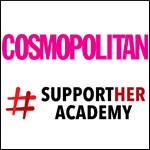 """Cosmopolitan"" startet Coaching-Plattform #SupportHer Academy.   turi2"