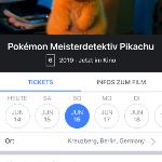 Facebook leitet Kino-Fans direkt zum Ticketkauf. | turi2