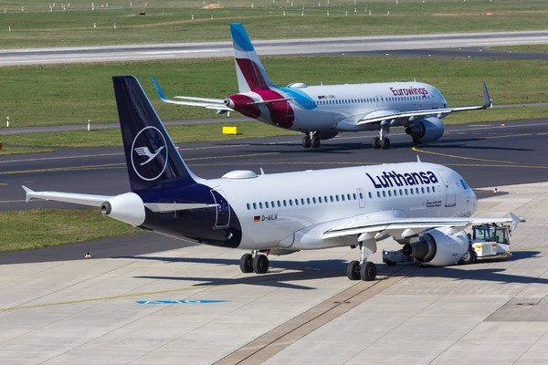 Kabinengewerkschaft Ufo kündigt neue Streiks gegen Lufthansa an. | turi2
