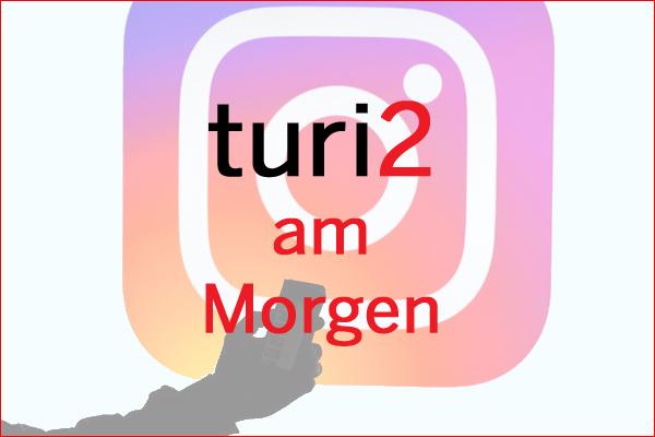 turi2 am Morgen: Instagram, Tagesspiegel, EZB. | turi2