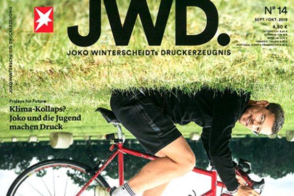 "G+J stellt Joko-Magazin ""JWD"" ein. | turi2"