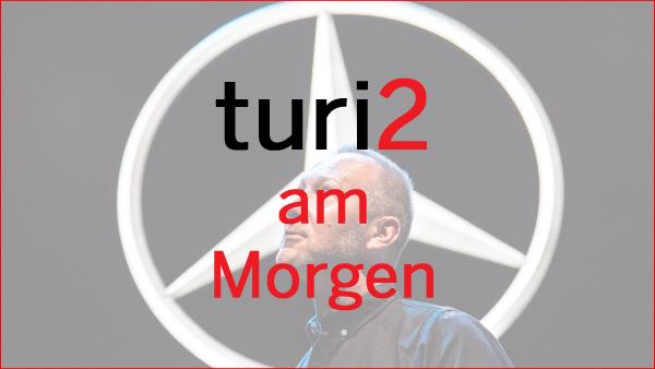 turi2 am Morgen: Damir Maric, Glücksspielwerbung, Thalia. | turi2