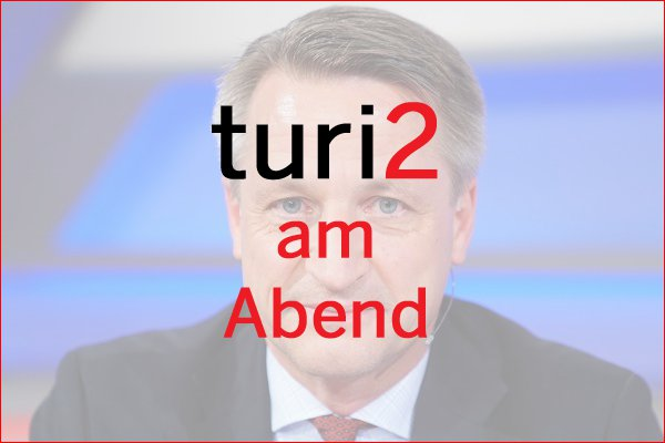 turi2 am Abend: Nikolaus Blome, Bild, Monika Schoeller. | turi2