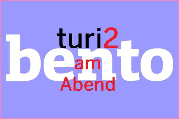 turi2 am Abend: Bento gedruckt, Robin Alexander, ADAC-Reisemagazin. | turi2