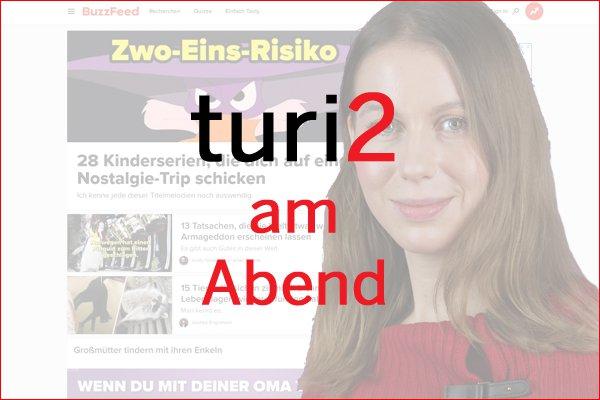 turi2 am Abend: Buzzfeed, Mopo.de, DFL. | turi2
