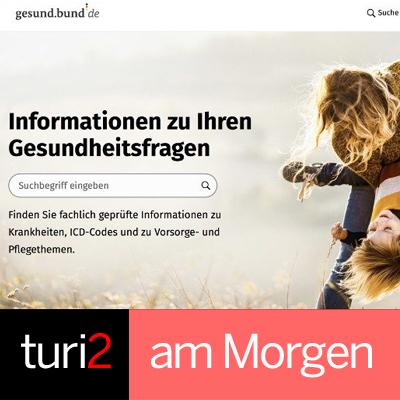 turi2 am Morgen: Google, Corona-Testzentren, DJS. | turi2