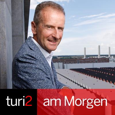 turi2 am Morgen: Herbert Diess, Jens Schröder, ZDF. | turi2
