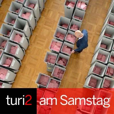 turi2 am Samstag: Berliner Wahl-Chaos, Congstar, Jan Böhmermann. | turi2